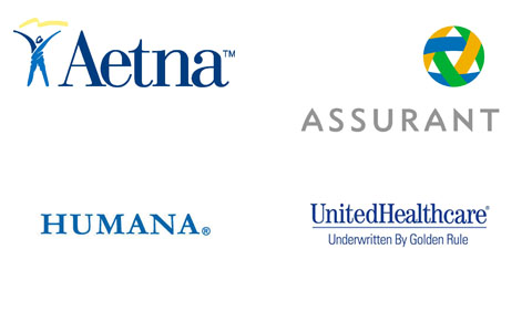 Health Insurance - United Healthcare/Goldenrule, Assurant, Aetna, Humana