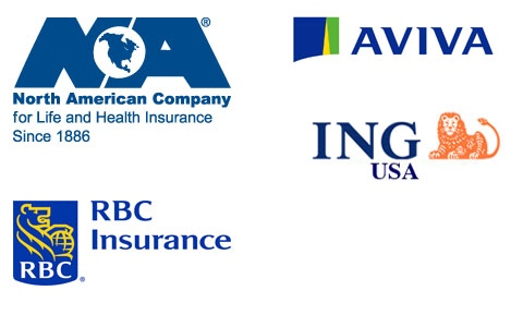 Investments - North American Company, Aviva, RBC Insurance, ING USA